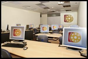 Promedia aula informatica