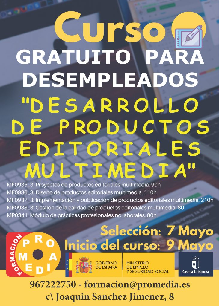 Curso Creacion de productos graficos
