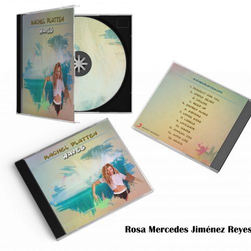 Rosam Mockup cd