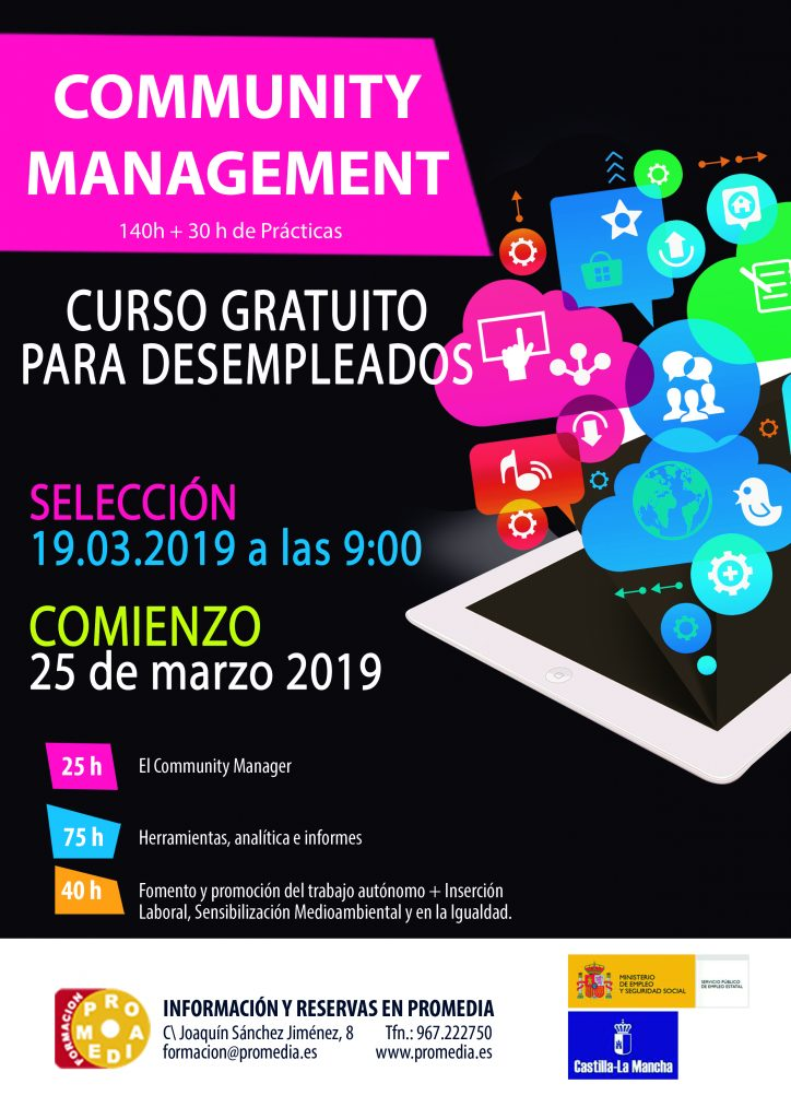 CARTEL Curso COMMUNITY MANAGEMENT